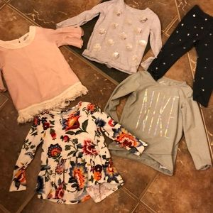 Girls 2t tops lot great condition all brands